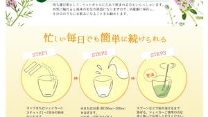 すごくおいしいフルーツ青汁(GOKURICH)を効果的にする飲み方おすすめ