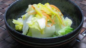 日本の伝統的漬物「ぬか漬け」には乳酸菌がたっぷり!